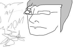 Will's 10 second portrait